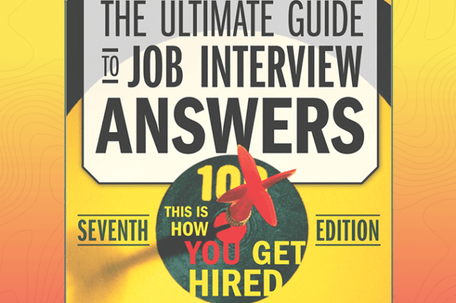 The Ultimate Guide to Job Interview Answers Affiliate Program